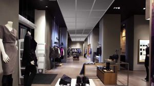 Retail led panels