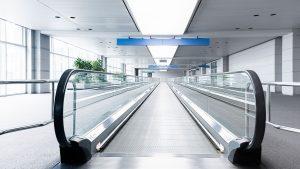 Ledgo interior panels Airport